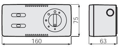 Пульт управления вентилятора Vortice CR5N,в описание