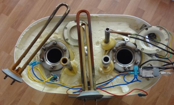 Как самому заменить тэн в водонагревателе